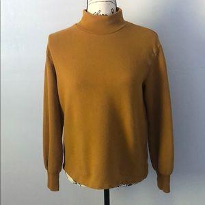 Madewell Bubble-Sleeve Sweatshirt